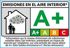 Emisiones en el aire interior