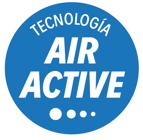 Tecnologia AIR-ACTIVE