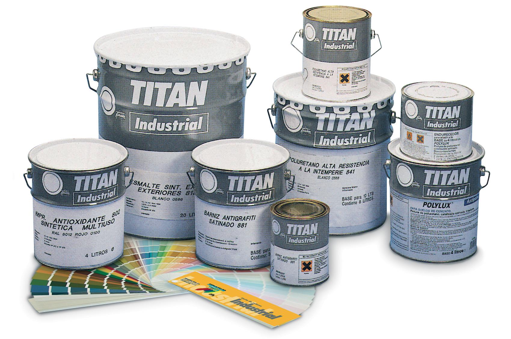 Fachadas titan industria mejor garantia calidad y precio - Productos para impermeabilizar fachadas ...