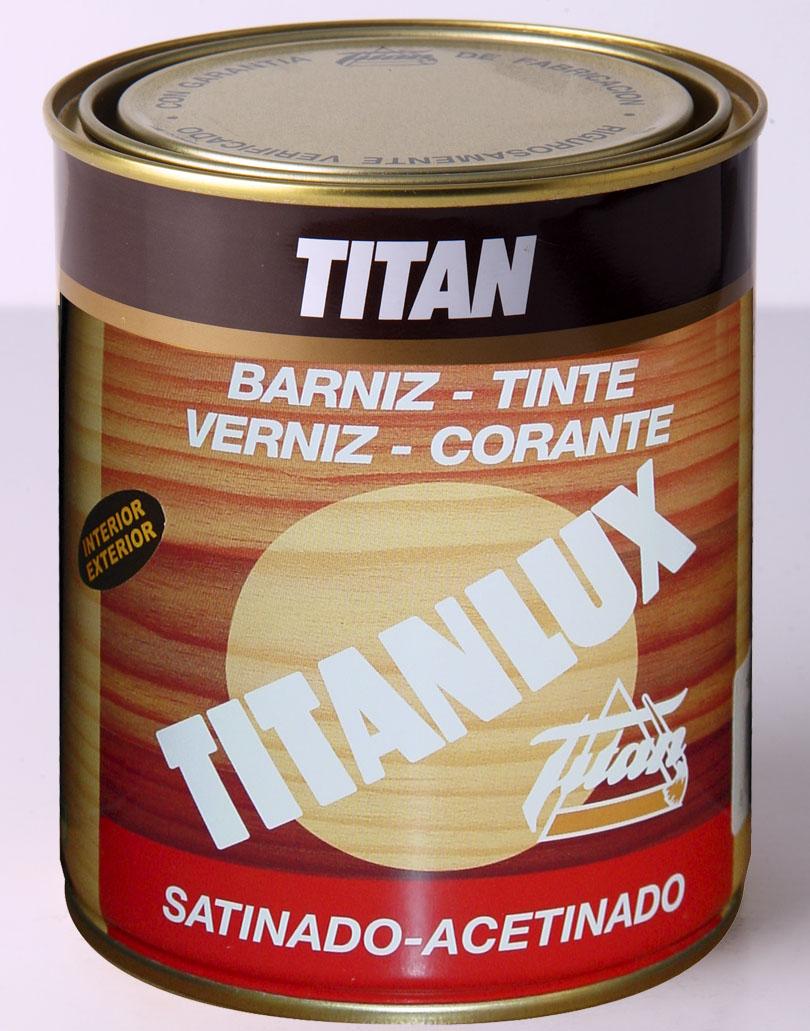 Titan decoracion carta colores barniz tinte titanlux - Pulimento titanlux precio ...
