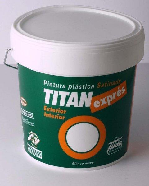 Pinturas lag n titan decoracion plastico titan expres for Pinturas titan catalogo