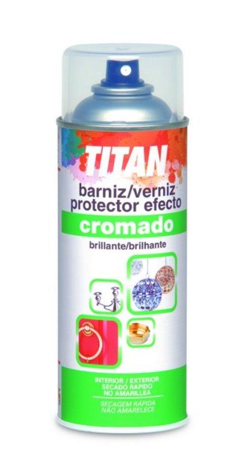 Pinturas lag n sprays spray barniz protector efecto - Spray pintura metalizada ...