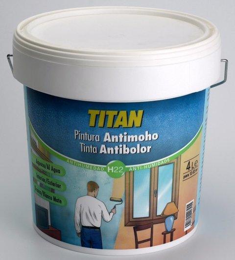Titan antihumedad h22 pintura antimoho - Titan antihumedad ...